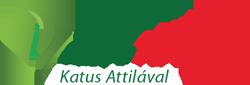 Vitál Konyha – Katus Attilával Logo