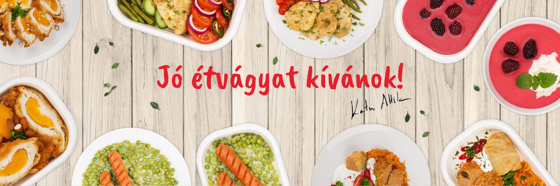 Vitálkonyha - Jó étvágyat kívánunk!
